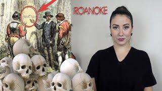 BİR ANDA ORTADAN KAYBOLAN BİR ADA DOLUSU İNSAN | 'ROANOKE' Kolonisi Sır Dolu Hikayesi