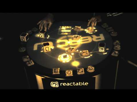 ReacTj - Reactable live! performance #03