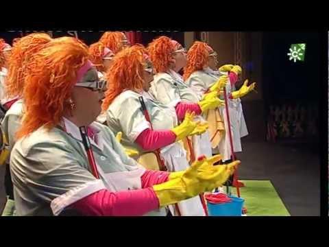 Chirigota - Viva La Pepi \ Actuación Completa SEMIFINALES \ Carnaval 2012