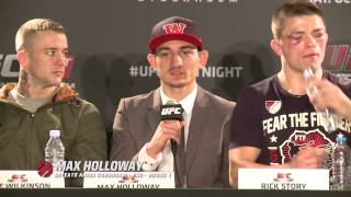 Fight Night Stockholm: Post-fight Press Conference Highlights