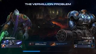 Starcraft 2 - Coop - The Vermillion Problem - Brutal - Zeratul