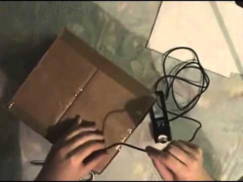 فيديو أفكار علمية   اصنع بنفسك شاشة تعمل باللمس