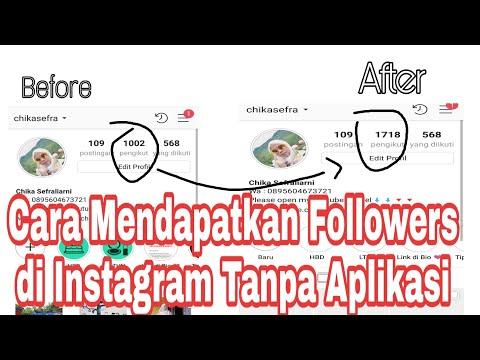 Download Menambah Followers Liker View Instagram Mudah Jadi