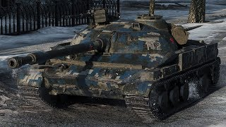 World of Tanks Object 907 - 10 Kills 10,2K Damage