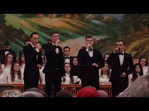 Спас народився від діви Марії. Різдвяні українські пісні.