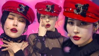 《Comeback Special》 SUNMI(선미) - Heroine(주인공) @인기가요 Inkigayo 20180121