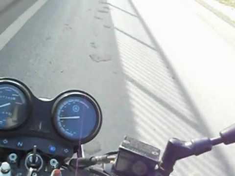 yamaha ybr125 160 km istanbul