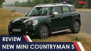New Mini Countryman S Review | NDTV carandbike