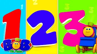 Numbers Song | Kids Learn to Count 1 to 10 | Bob the Train Videos