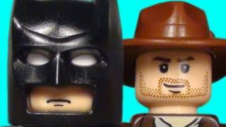 Theo Batman & Indiana Jones Movie 1