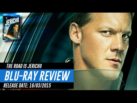 WWE The Road is Jericho  (Blu-Ray Review)