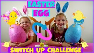 EASTER EGG SWITCH UP CHALLENGE - Magic Box Toys Collector
