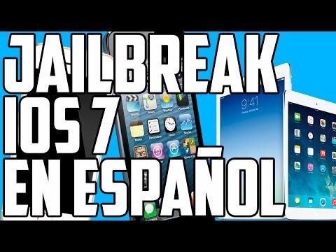 Jailbreak Para iOS 7 En Español: iPhone 5s 5c 5  & 4s iPad 2 3 4 Mini & Air & iPod Touch 5G
