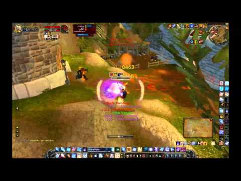 WoW Private Server (Cataclysm - Patch 4.3.4) - WoWBeez - Amaterasuh (Mage) - Dark Soul (2013)