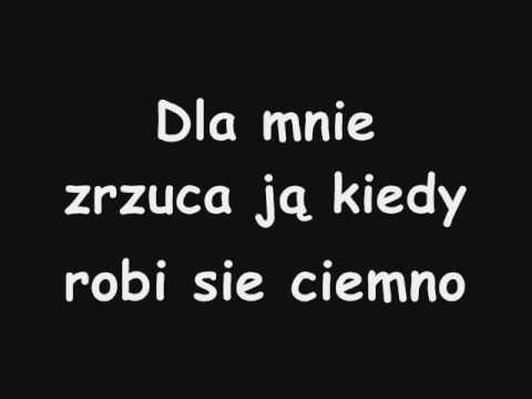 IRA - Ona Jest Ze Snu [ Nie Karaoke ] + Słowa Tekst Napisy