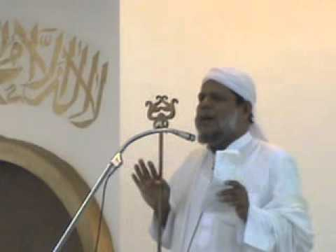 CHINA FORT JUMMA BAYAN 15-1-2010 BY KALEEFATHUSH SHAZULI MOULAVI J.ABDUL HAMEED_BAHJI
