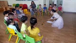 Global Kid -  day tre hoc tieng anh