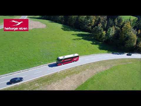 Herburger Reisen  Imagefilm  Busreisen