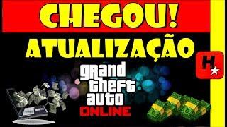 GTA 5 Online - *ATUALIZAÇÃO!* *NOVO MODO ADVERSÁRIO* *DINHEIRO + RP EM DOBRO* (GTA V NEW UPDATE)
