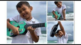 Ukulele Giveaway! Patty Shukla Children's Music Custom Designed Ukulele