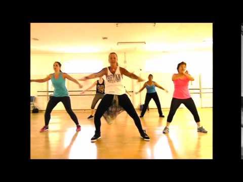 Zumba/Dance Fitness - *Got 2 Luv Ya / Cool Down*