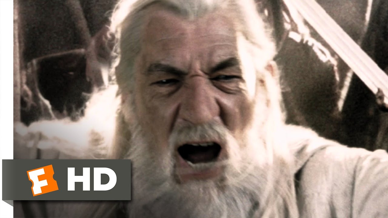 The Lord of the Rings: The Two Towers (8/9) Movie CLIP ...
