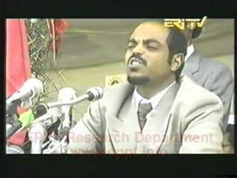 "http://www.eppf.info/ .Meles Zenawi Speech at a TPLF Rally. He boastfully declared that he feels proud to be a descendent of the ""golden Tigreans"" unlike the..."