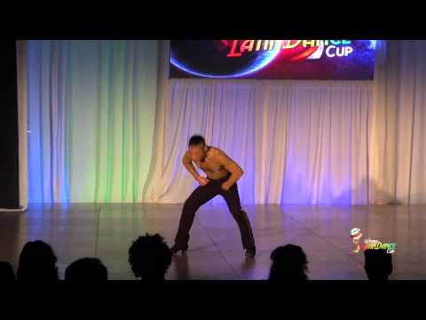 JAVIER PADILLA,MEXICO & SPAIN, FINAL ROUND, MENS SOLOIST, WLDC2014