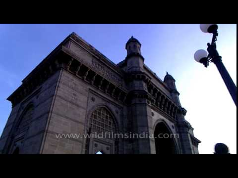 Symbolic of Mumbai: Gateway of India