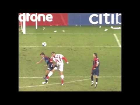Rivaldo - best goals in Olympiakos