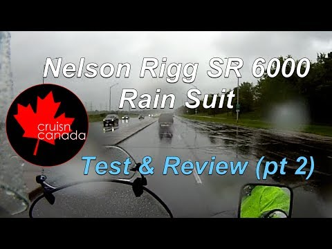 Nelson Rigg SR6000 Review Part 2