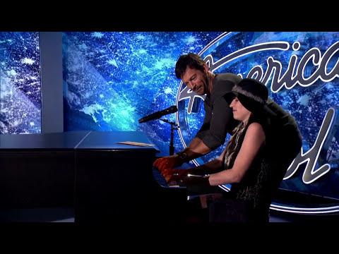 Kansas City Contestant Jams With Harry - AMERICAN IDOL SEASON XIV