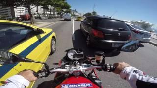 Como não ser assaltado no Rio de Janeiro? De BMW S 1000 R