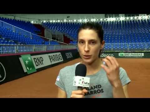 Andrea Petkovic answers your @FedCup Twitter questions