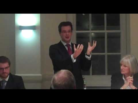 Alex Deane, Director Of Big Brother Watch, Speaks At Bbw cps Event video