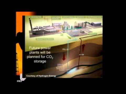 Storing Carbon Dioxide in the Earth Not the Atmosphere
