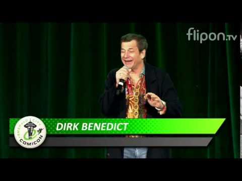 ECCC 2013: DIRK BENEDICT