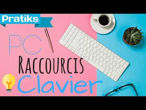 quelques raccourcis clavier sur pc youtube. Black Bedroom Furniture Sets. Home Design Ideas
