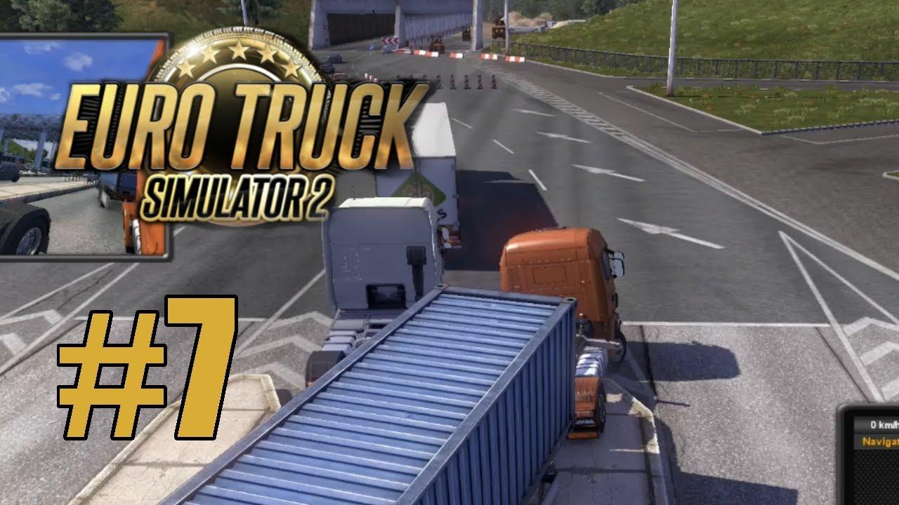 euro truck simulator spielen
