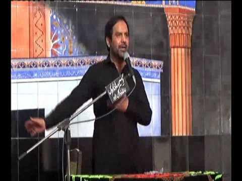 Allama muhammad abbas rizvi  majlis aza 22 ramzan 2017 sukhayki mandi Hafizabad