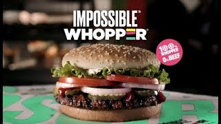 Burger King's Impossible Whopper Vegan or Not?