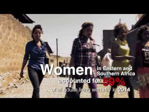 Faces of an AIDS-Free Generation in Eastern & Southern Africa