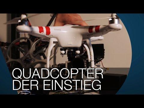 Quadrocopter Teil 1 - Der Einstieg I DJI Phantom 2