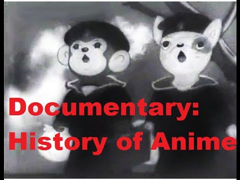 Documentary: History Of Anime Part 1 Of 4 video