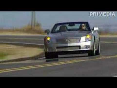 cadillac xlr V Video