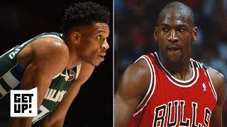 Giannis is unguardable, just like Michael Jordan - Avery Johnson | Get Up!