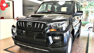 Mahindra scorpio 4WD : Review : Mileage : Price : Specification : Features : PowerDrive