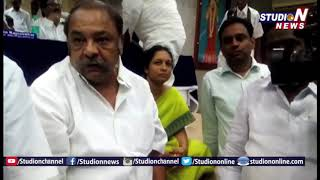 KDCC Bank Chairman, YSRCP Leaders Charges In Kurnool ZP Meeting