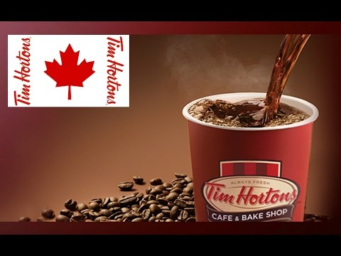 TIM HORTONS COFFEE REVIEW #71