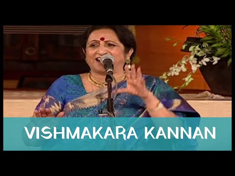 Aruna Sairam - Vishmakara Kannan (Isha Yoga Center 2013)